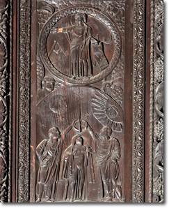 Door Panels Of Santa Sabina